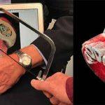 Приход MARS визуализации и цветных 3D рентгеновских лучей