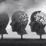 Три стадии поражения головного мозга вирусом COVID-19
